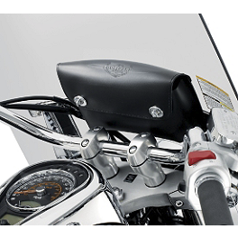 Suzuki Genuine Accessories Windshield Bag - Touring - 2012 Suzuki Boulevard C50T - VL800T Suzuki Genuine Accessories Light Bar