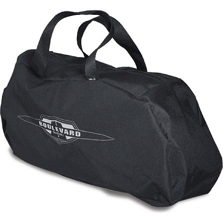 Suzuki Genuine Accessories Saddlebag Liners - Main