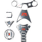 Suzuki Genuine Accessories Custom Trim Package - Chrome - Suzuki OEM Parts Motorcycle Body Parts