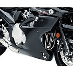 Suzuki Genuine Accessories Lower Fairing Set - Black - Motorcycle Products