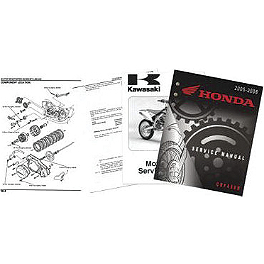 OEM Service Manual - Haynes Repair Manual