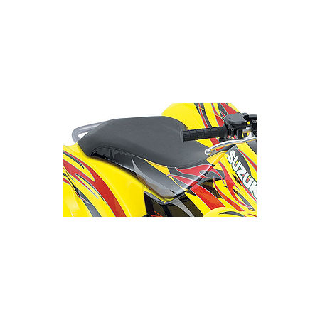 Suzuki Genuine Accessories Seat Cover - Tribal Red / Yellow - Main