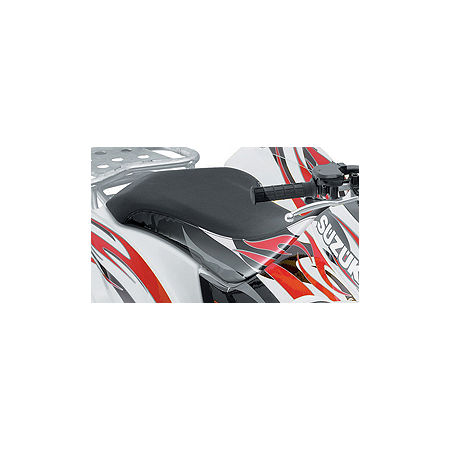 Suzuki Genuine Accessories Seat Cover - Tribal Red / White - Main
