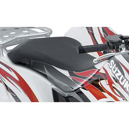 Suzuki Genuine Accessories Seat Cover - Tribal Red / White - Suzuki Genuine Accessories Seat Cover - Tribal Red / Yellow