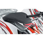 Suzuki Genuine Accessories Seat Cover - Tribal Red / White - Suzuki OEM Parts Dirt Bike ATV Parts