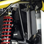 Suzuki Genuine Accessories Radiator Scoops