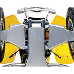 Suzuki Genuine Accessories A-Arm Guards - Suzuki OEM Parts ATV Body Parts and Accessories
