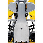 Suzuki Genuine Accessories Main Skid Plate - Suzuki OEM Parts Utility ATV Body Parts and Accessories