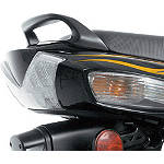 Kawasaki Genuine Accessories Passenger Grab Handle - Metallic Diablo Black - Motorcycle Products