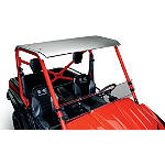 Kawasaki Genuine Accessories Half Windshield - Kawasaki OEM Parts Utility ATV Wind Shields