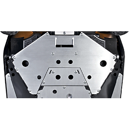 Kawasaki Genuine Accessories Skid Plate - Front 2 - Kawasaki Genuine Accessories Skid Plate - Rear 1