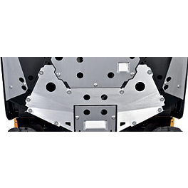 Kawasaki Genuine Accessories Skid Plate - Rear 1 - Kawasaki Genuine Accessories Skid Plate - Front 2