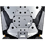 Kawasaki Genuine Accessories Skid Plate - Sides - Kawasaki OEM Parts Utility ATV Skid Plates