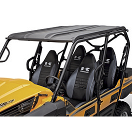 Kawasaki Genuine Accessories Plastic Hard Top - 2012 Kawasaki TERYX4 750 FI 4X4 Kawasaki Genuine Accessories Storage Cover