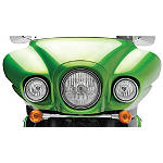 Kawasaki Genuine Accessories Auxiliary Driving Lights -  Cruiser Lights & Lighting