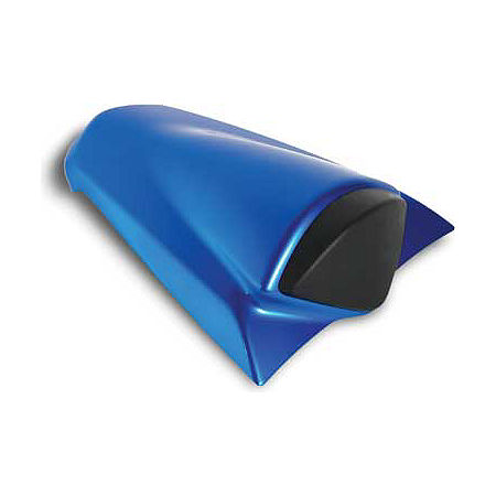 Kawasaki Genuine Accessories Seat Cowl - Candy Thunder Blue - Main