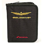 Honda Genuine Accessories Gold Wing Owner's Manual Folio - Honda Genuine Accessories Cruiser Tools and Maintenance