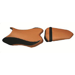 GYTR HT Moto Seat Covers - Copper / Black - Kawasaki Genuine Accessories Tip-Over Sensor Bracket
