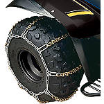 "Yamaha Genuine OEM Tire Chains - 8"" - Utility ATV Tire Chains"