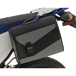 GYTR Side Bag - Kawasaki Genuine Accessories Saddlebags