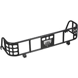 Yamaha Genuine OEM Front Rack Extension - 2013 Yamaha GRIZZLY 700 4X4 Yamaha Genuine OEM Heavy-Duty Front Brush Guard