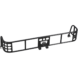 Yamaha Genuine OEM Rear Rack Extension - 2008 Yamaha GRIZZLY 700 4X4 POWER STEERING Yamaha Genuine OEM Heavy-Duty Front Brush Guard