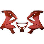 GYTR Lower Fairing Kit - Shift Red / Candy Red - Motorcycle Fairings & Body Parts