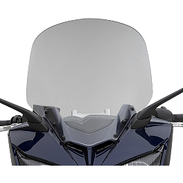 GYTR Touring Windscreen - Clear - Puig Touring Windscreen - Smoke