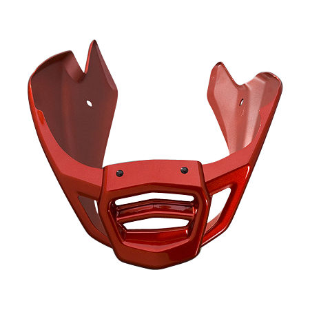 GYTR Lower Cowl Kit - Shift Red / Candy Red - Main