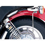 Yamaha Star Accessories Saddlebag Support Bars -  Cruiser Saddle Bags