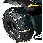 "Yamaha Genuine OEM Tire Chains - 9"" - Utility ATV Tire Chains"