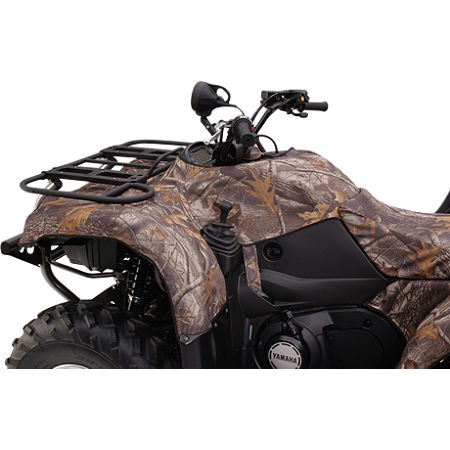 Yamaha Genuine OEM Realtree Hardwoods Camouflage Fender Covers - Main