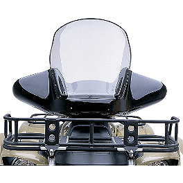 Yamaha Genuine OEM Replacement Fairing Windshield - Yamaha Genuine OEM Deluxe Rear Rack Extension