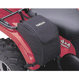 Yamaha Genuine OEM Soft Fender Bag - Yamaha Genuine OEM Deluxe Rear Rack Extension