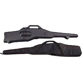 Yamaha Genuine OEM Deluxe Gun Boot With Removable Gun Case - Yamaha Genuine OEM Side Storage Box