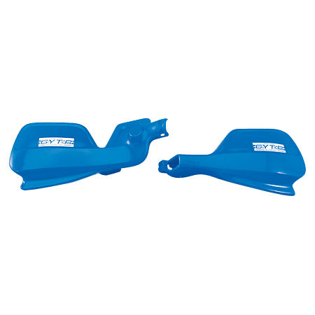Yamaha Genuine OEM Splash Guards - Blue - Main