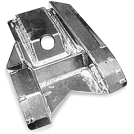 AC Racing Swingarm Skid Plate - AC Racing Cooler Rack