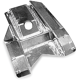 AC Racing Swingarm Skid Plate - Moose Swingarm Skid Plate