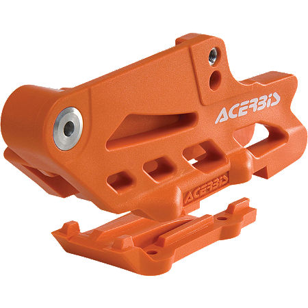 Acerbis Chain Guide - KTM Orange - Main