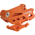 Acerbis Chain Guide - KTM Orange - Acerbis Dirt Bike Parts