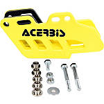 Acerbis Chain Guide - Yellow - Dirt Bike Chain Guides and Rollers