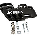 Acerbis Chain Guide - Black - Dirt Bike Chain Guides and Rollers