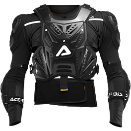 Acerbis Cosmo Protection Jacket - Alpinestars Bionic Protection Jacket For Bionic Neck Support