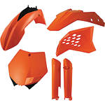 Acerbis Full Plastic Kit - KTM -  Dirt Bike Body Kits, Parts & Accessories