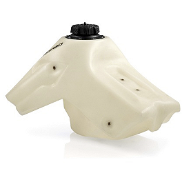 Acerbis Gas Tank 2.7 Gallons - Natural - IMS Gas Tank - 2.8 Gallons Natural