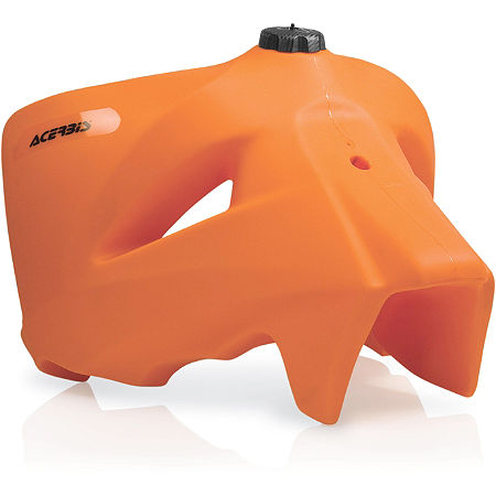 Acerbis Gas Tank 6.6 Gallons - Orange - Main
