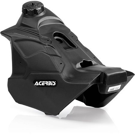 Acerbis Gas Tank 2.9 Gallons - Black - Main