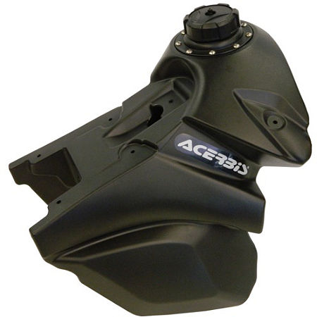 Acerbis Gas Tank 3.2 Gallons - Black - Main