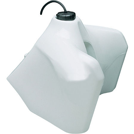 Acerbis Gas Tank 5.8 Gallons - White - Main