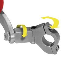 Acerbis Rally Pro / Rally Pro II / Multiplo / Multiconcept Swivel Bar Mount Kit